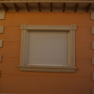 Piedra artificial artejara cat logo t cnico molduras - Molduras para ventanas exteriores ...
