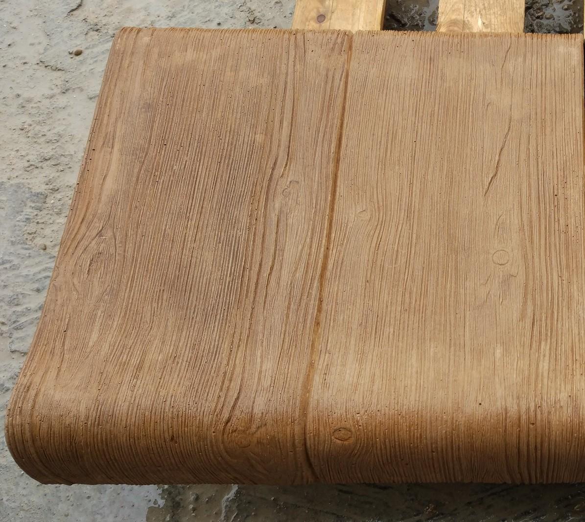Piedra artificial artejara cat logo t cnico piscinas - Peldanos escalera imitacion madera ...